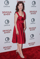 PACIFIC PALISADES, CA - JUNE 17: Valerie Mahaffey attends the Lifetime original series 'Devious Maids' premiere party held at Bel-Air Bay Club on June 17, 2013 in Pacific Palisades, California. (Photo by Celebrity Monitor)