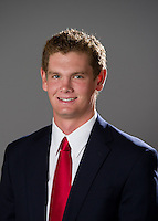 AJ Talt of the Stanford baseball team.
