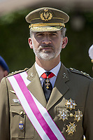Spanish Royals At Delivery of Royal Offices