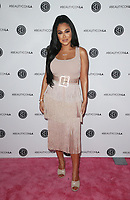 LOS ANGELES, CA - AUGUST 11: Huda Kattan, at Beautycon Festival Los Angeles 2019 - Day 2 at Los Angeles Convention Center in Los Angeles, California on August 11, 2019. <br /> CAP/MPIFS<br /> ©MPIFS/Capital Pictures