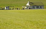 Amish school in Elimsport.