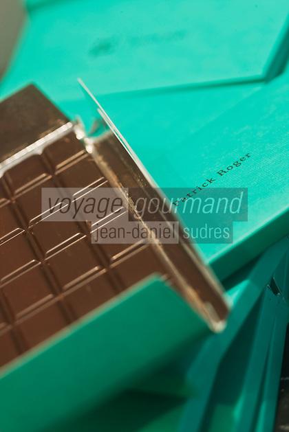 Europe/France/Ile de France/92/Hauts-de-Seine/Sceaux: Patrick Roger Chocolatier Meilleur Ouvrier de France [Non destiné à un usage publicitaire - Not intended for an advertising use]