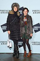 Indira Varma at the launch party for Skate at Somerset House, London, UK. <br /> 14 November  2017<br /> Picture: Steve Vas/Featureflash/SilverHub 0208 004 5359 sales@silverhubmedia.com