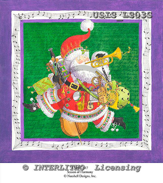 Ingrid, CHRISTMAS SANTA, SNOWMAN, WEIHNACHTSMÄNNER, SCHNEEMÄNNER, PAPÁ NOEL, MUÑECOS DE NIEVE, paintings+++++,USISLS03S,#X# vintage