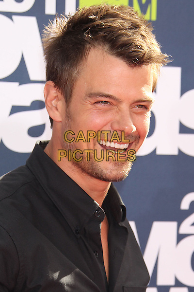 Josh Duhamel..2011 MTV Movie Awards - Arrivals held at Gibson Amphitheatre, Universal City, California, USA..June 5th, 2011.portrait headshot smiling black beard facial hair .CAP/ADM/RE.©Russ Elliot/AdMedia/Capital Pictures.