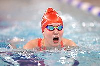 Picture by Richard Blaxall/SWpix.com - 14/04/2018 - Swimming - EFDS National Junior Para Swimming Champs - The Quays, Southampton, England - Charlotte Barry of Uni of Stirling during the Women's Open 100m Breaststroke