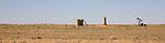 U.S.A., Southwest America, Utah, Southeast Utah, Oil field, Pump station, Pumpjack, tanks,