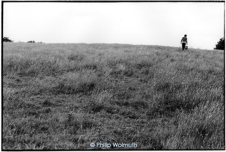 Cwm Farm 1988