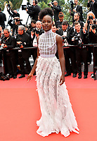 Lupita Nyong'o at the gala screening for &quot;Sorry Angel&quot; at the 71st Festival de Cannes, Cannes, France 10 May 2018<br /> Picture: Paul Smith/Featureflash/SilverHub 0208 004 5359 sales@silverhubmedia.com