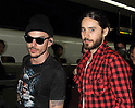 Jared and Shannon Leto in Japan