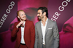"Nico DiMarco and Nyle DiMarco attends the Broadway Opening Night Performance for ""Children of a Lesser God"" at Studio 54 Theatre on April 11, 2018 in New York City."