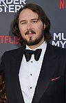 "Kyle Newacheck - director 027 arrives at the LA Premiere Of Netflix's ""Murder Mystery"" at Regency Village Theatre on June 10, 2019 in Westwood, California"