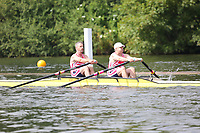 Race: 33  MasD.2x  Quarter-Final<br /> 63  Kingston Rowing Club<br /> 65  Tyne Amateur Rowing Club<br /> <br /> Henley Masters Regatta 2018 - Friday<br /> <br /> To purchase this photo, or to see pricing information for Prints and Downloads, click the blue 'Add to Cart' button at the top-right of the page.