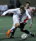 Troy at Birmingham Seaholm, Boys Varsity Soccer, 10/13/16