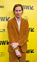 "AUSTIN, TX - MARCH 17: Wes Anderson attends the closing night screening of Fox Searchlight Pictures ""Isle of Dogs"" at the 2018 SXSW Festival at the Paramount Theatre on March 17, 2018 in Austin, Texas. (Photo by Thao Nguyen/Fox Searchlight/PictureGroup)"