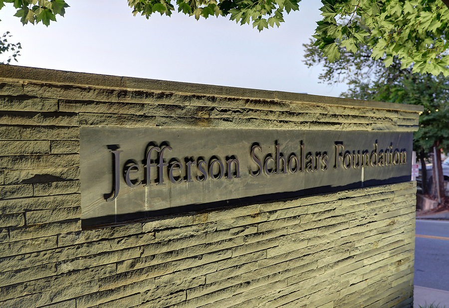 The Jefferson Scholars Foundation at the University of Virginia in Charlottesville, Va. Photo/Andrew Shurtleff Photography, LLC