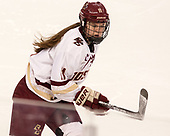 Caitrin Lonergan (BC - 11) - The number one seeded Boston College Eagles defeated the eight seeded Merrimack College Warriors 1-0 to sweep their Hockey East quarterfinal series on Friday, February 24, 2017, at Kelley Rink in Conte Forum in Chestnut Hill, Massachusetts.The number one seeded Boston College Eagles defeated the eight seeded Merrimack College Warriors 1-0 to sweep their Hockey East quarterfinal series on Friday, February 24, 2017, at Kelley Rink in Conte Forum in Chestnut Hill, Massachusetts.
