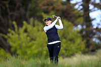 Eilidh Briggs (SCO) during the final round at the Irish Woman's Open Stroke Play Championship, Co. Louth Golf Club, Louth, Ireland. 12/05/2019.<br /> Picture Fran Caffrey / Golffile.ie<br /> <br /> All photo usage must carry mandatory copyright credit (&copy; Golffile | Fran Caffrey)