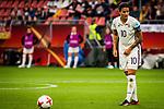 25.07.2017, Stadion Galgenwaard, Utrecht, NLD, Tilburg, UEFA Women's Euro 2017, Russland (RUS) vs Deutschland (GER), <br /> <br /> im Bild | picture shows<br /> Freistoss durch Dzsenifer Marozsan (Deutschland #10) | (Germany #10), <br /> <br /> Foto © nordphoto / Rauch