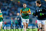 Liam Kearney, Kerry before the Allianz Football League Division 1 Round 1 match between Dublin and Kerry at Croke Park on Saturday.