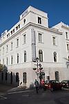 Bristol Hotel building Gibraltar, British terroritory in southern Europe