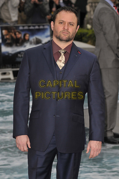 LONDON, ENGLAND - MARCH 31: Scott Franklin attends the &quot;Noah&quot; UK film premiere, Odeon Leicester Square cinema, Leicester Square, on Monday March 31, 2014 in London, England, UK.<br /> CAP/CAN<br /> &copy;Can Nguyen/Capital Pictures
