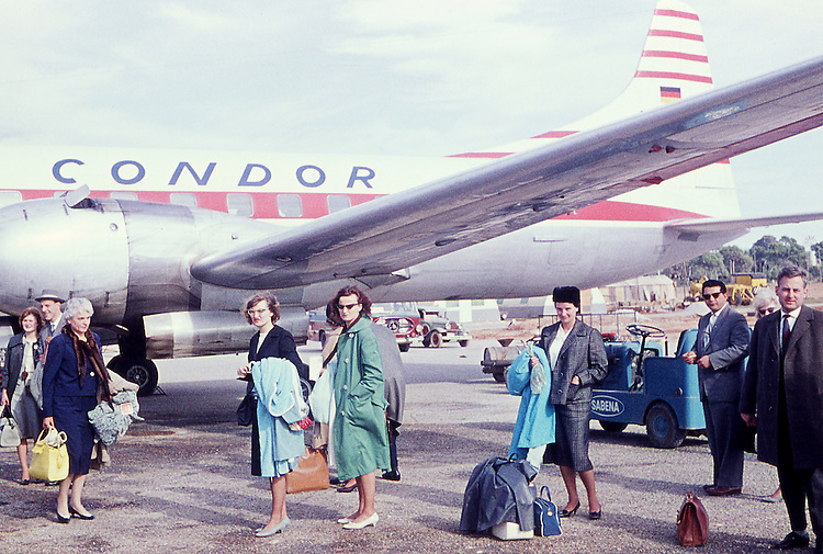 Europa, ESP, Spanien, Balearen, Mallorca, Palma de Mallorca, 60er Jahre, Historische Aufnahme, Flughafen, Reisende, Condor Flugzeug, Reisen und Urlaub in den 60er Jahren. Historische Fotografie die in den 60er Jahren entstand und den Zeitgeist der damaligen Zeit symbolisiert., Themen und Kategorien - Tourismus, Touristik, Touristisch, Urlaub, Reisen, Reisen, Ferien, Urlaubsreise, Freizeit, Historisch, Geschichte, Geschichtliches, Historische Aufnahme, Historische Fotografie....[Fuer die Nutzung gelten die jeweils gueltigen Allgemeinen Liefer-und Geschaeftsbedingungen. Nutzung nur gegen Verwendungsmeldung und Nachweis. Download der AGB unter http://www.image-box.com oder werden auf Anfrage zugesendet. Freigabe ist vorher erforderlich. Jede Nutzung des Fotos ist honorarpflichtig gemaess derzeit gueltiger MFM Liste - Kontakt, Uwe Schmid-Fotografie, Duisburg, Tel. (+49).2065.677997, schmid.uwe@onlinehome.de, www.image-box.com]......Europe, ESP, Spain, Balearic Islands, Majorca, Palma de Mallorca, In the sixties, Historical image, People group, Passenger, Traveller, Airport, Aeroport, Airplane, Aeroplane, Condor Airplane, Historic image from the sixties., Tourism Touristic, Tourist, Travel, Traveller, Journey, Voyage, Holiday, Holidays, Tourist country, Hystory, Historic, Historical, Historical image, Historical photography, Contemporary, Historic image, Historic photography......[For each utilisation of my images my General Terms and Conditions are mandatory. Usage only against use message and proof. Download of my General Terms and Conditions under http://www.image-box.com or ask for sending. A clearance before usage is necessary. Material is subject to royalties. Each utilisation of my images is subject to a fee in accordance to the present valid MFM-List. Contact: Uwe Schmid-Photography, Duisburg, Germany, Tel. (+49).2065.677997,..schmid.uwe@onlinehome.de, www.image-box.com]