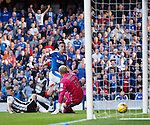 Lee Wallace scores goal no 2 for Rangers
