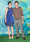 Alexis Bledel and Zach Gilford at The Fox 2009 Teen Choice Awards held at Universal Ampitheatre  in Universal City, California on August 09,2009                                                                                      Copyright 2009 DVS / RockinExposures
