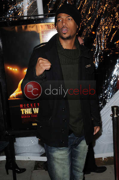 Marlon Wayans <br /> at the Los Angeles Premiere of 'The Wrestler'. The Academy Of Motion Arts &amp; Sciences, Los Angeles, CA. 12-16-08<br /> Dave Edwards/DailyCeleb.com 818-249-4998
