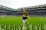 Colm Cooper,  Kerry players after the All Ireland Quarter Final at Croke Park on Sunday.