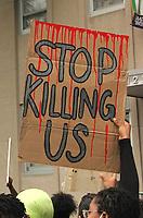 JUN 05 George Floyd Protest In Staten Island