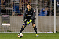 Bridgeview, IL - Wednesday August 16, 2017: Haley Kopmeyer during a regular season National Women's Soccer League (NWSL) match between the Chicago Red Stars and the Seattle Reign FC at Toyota Park. The Seattle Reign FC won 2-1.