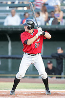 August 14, 2009: Kevin Dubler of the Great Falls Voyagers. The Voyagers are Pioneer League affiliate for the Chicago White Sox. Photo by: Chris Proctor/Four Seam Images