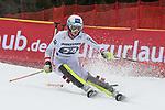 10.03.2018, Ofterschwanger Horn, Ofterschwang, GER, Slalom Weltcup in Ofterschwang, im Bild Carmen Thalmann (AUT, #24)<br /> <br /> Foto &copy; nordphoto / Hafner