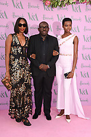 Edward Enninful arriving for the Victoria and Albert Museum Summer Party 2018, London, UK. <br /> 20 June  2018<br /> Picture: Steve Vas/Featureflash/SilverHub 0208 004 5359 sales@silverhubmedia.com