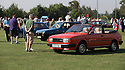 26/07/14 <br /> <br /> Skoda Rapid Convertible, Fiat Strada.<br /> <br /> Princess Diana's Mini Metro was the star of the show at the first ever Festival of the Unexceptional.<br /> <br /> The car show held near Silverstone celebrated the best examples of the most ordinary cars of late 1960s to mid-1980s Britain.<br /> <br /> Organisers, Hagerty Insurance, said: &quot;Let&rsquo;s celebrate, preserve and enjoy these threatened and endangered pieces of our beige, brown and plaid automotive heritage.<br /> <br />  &quot;There are twice as many Ferraris on the road in the UK than Austin Allegros! We&rsquo;ve brought together the 50 best examples of a wide range of models - an award of dubious value will go to the overall winner.&quot;<br /> <br /> Princess Diana's red 1980 Mini Metro L was photographed many times while she was dating Prince Charles and was affectionately known as the 'courting car'. It has had three owners since it left the Royal fleet, and has clocked-up a very modest 30,000 miles. <br /> <br /> <br /> All Rights Reserved - F Stop Press.  www.fstoppress.com. Tel: +44 (0)1335 300098