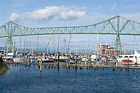 Astoria, Oregon & the Astoria-Megler Bridge