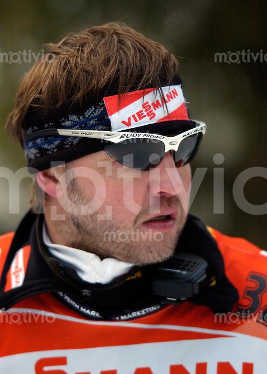 Skinordisch, Langlauf, Weltcup 2002/2003 -VIESSMANN- FIS World Cup Cross-Country Oberhof (Germany) Herren 15km klassisch Massenstart Nationaltrainer Jochen Behle (GER)