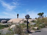 Bear Mt. State Park, September, 2011