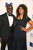 Elizabeth Acevedo husband Shakir Cannon-Moye attend the 69th National Book Awards Ceremony and Benefit Dinner presented by the National Book Foundaton on November 14, 2018 at Cipriani Wall Street in New York, New York, USA.<br /> <br /> photo by Robin Platzer/Twin Images<br />  <br /> phone number 212-935-0770