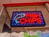 ENGLAND, Brighton, Fish&Chips