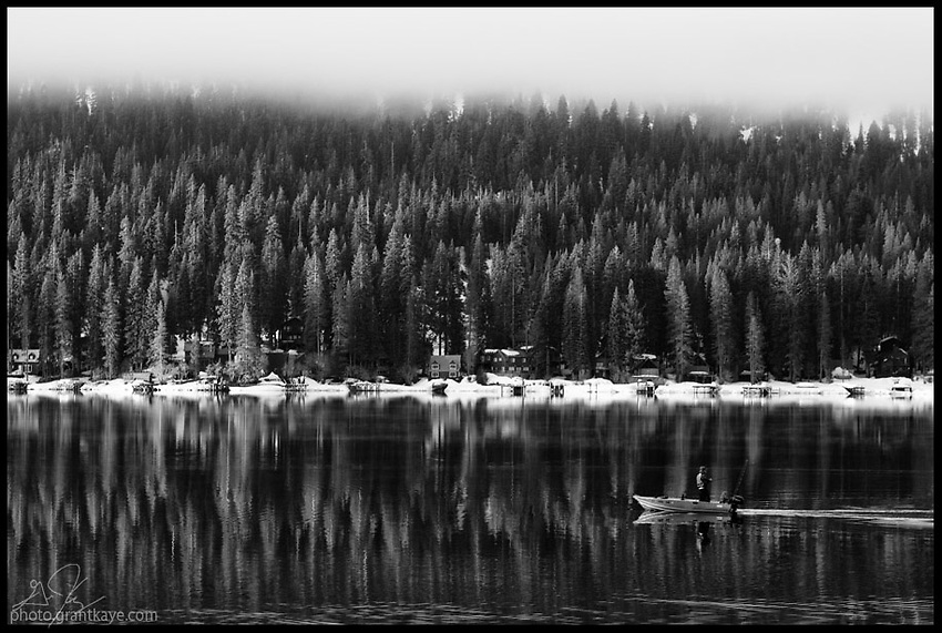 Sunrise Images from Truckee California