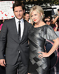 Peter Facinelli & Jennie Garth at the Summit Entertainment's Premiere of The Twilight Saga : Eclipse held at the Los Angeles Film Festival at Nokia Live in Los Angeles, California on June 24,2010                                                                               © 2010 Debbie VanStory / Hollywood Press Agency