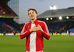 Sander Berge of Sheffield Utd during the Premier League match at Selhurst Park, London. Picture date: 1st February 2020. Picture credit should read: Paul Terry/Sportimage