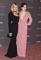 LOS ANGELES, CA - NOVEMBER 04: Actors Melanie Griffith (L) and Dakota Johnson attend the 2017 LACMA Art + Film Gala Honoring Mark Bradford and George Lucas presented by Gucci at LACMA on November 4, 2017 in Los Angeles, California.<br /> CAP/ROT/TM<br /> &copy;TM/ROT/Capital Pictures