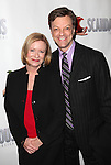 Eve Plumb & Jim Caruso attending the Broadway Opening Night Performance After Party for 'Scandalous The Musical' at the Neil Simon Theatre in New York City on 11/15/2012