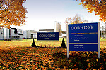 Corning Inc. Richard Fosmire, Lindsey Zanzalari, Heather Brouwer, Nicholas Sperger.