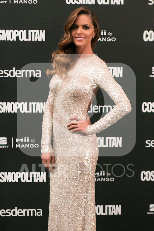 Romina Beluscio attend the photocall of the Cosmopolitan Fun Fearless Female 2014 Awards at the Ritz Hotel in Madrid, Spain. October 20, 2014. (ALTERPHOTOS/Carlos Dafonte)
