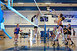 2012 Preseason Volleyball: Los Altos High School